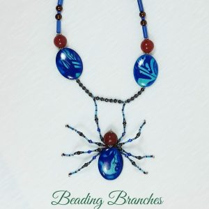 The Spider Dance Necklace
