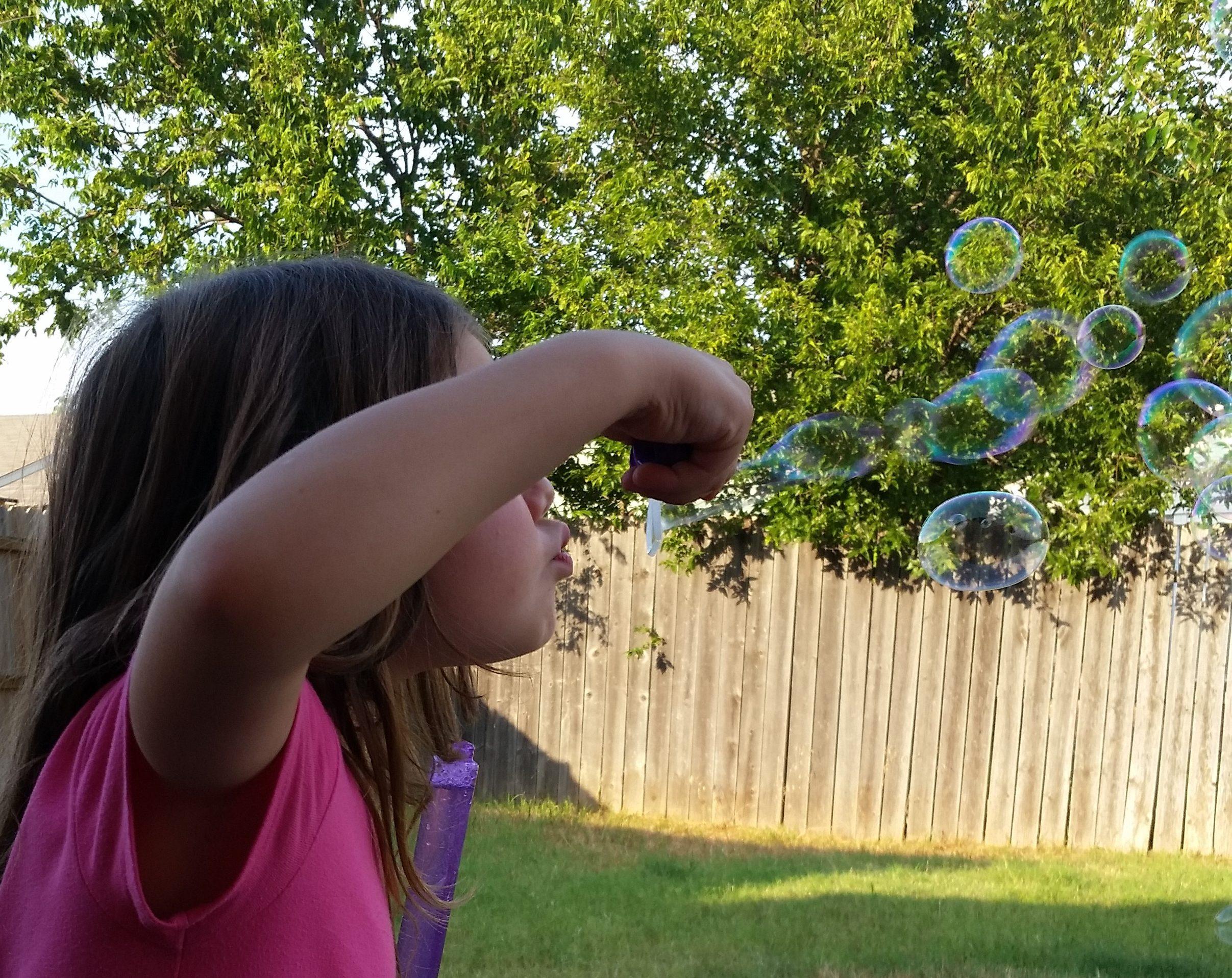 Emma bubbles