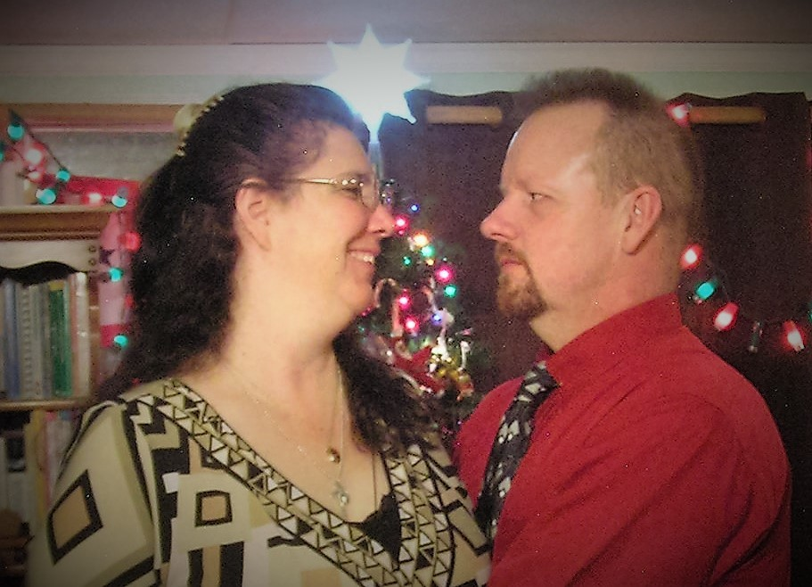Hubby and I