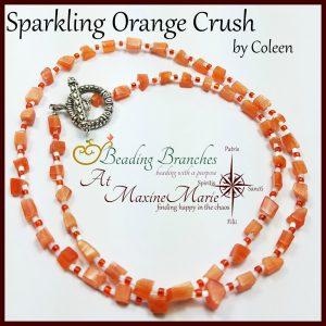 Sparkling Orange Crush 1