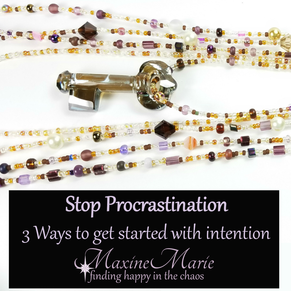 Start With Intention